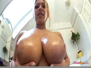 Porno Video of Anette Dawn Show Off Her Large Tits And Very Fuckable Ass