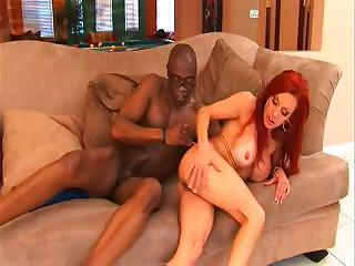 Porno Video of Shannon Kelly Takes On A Black Cock In The Mouth And The Ass