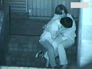 Porno Video of Street Night Sex