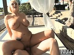 Секс порно большие сиськи блондинки