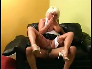 Porno Video of Chubby Blonde Milf Is Horny And Wants That Hard Cock Right Now