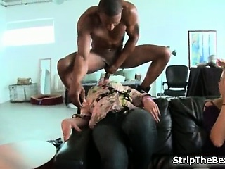 Hot babes from DancingBear go crazy part4