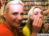 Phoenix marie and tanya tate double date bj at sex shop | Big Boobs Update