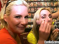 Phoenix marie and tanya tate double date bj at sex shop | Pornstar Video Updates