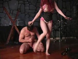 Porno Video of Hardcore Dominatrix Kinky Bdsm Balls Busting Fetish