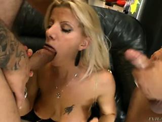 Итальянское порно съемки про войну