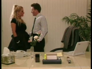 Sally Laid Secretary Boner