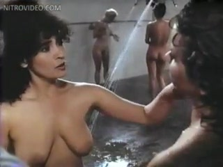 Porno Video of Linda Blair Sybil Danning Edy Williams Marcia Karr And Sharon Hughes In The Prison Showers Linda Blair Sy