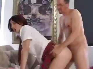 Porno Video of Maggie Is Babysitting And Wants Some Hard Cock For Payment