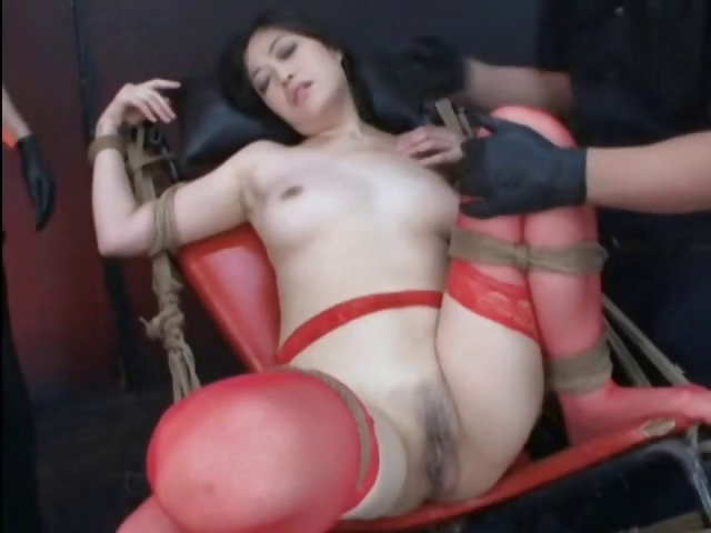 Porno Video of The Girl With The Red Pantyhose