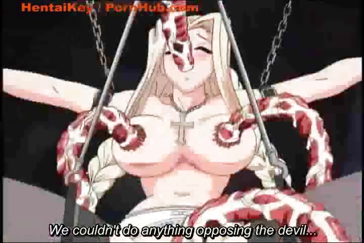 Porno Video of Chained Lesbianic Action