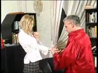 Русский секс на работе
