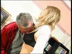 Русский крошка студент трахал с учителем