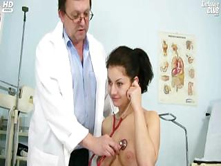 Porno Video of Monika Pussy Speculum Gyno Exam At Perverted Kinky Gynoclinic