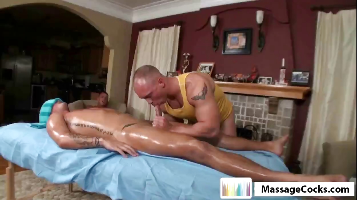 Porno Video of Erotic Group Massage