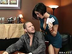 Мальчик лижет женщине порно