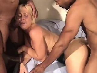 Частное порно видео двойного проникновения