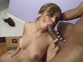 Porno Video of Anell Is Swimming Nude And Gets A Big Black Cock In The House