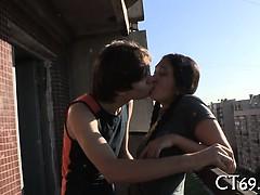 Эротический парно секс переводом