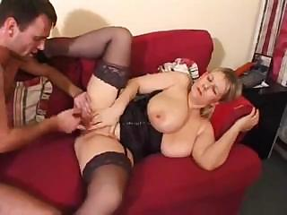 Porno Video of Big Ass British Amateur Tanya Sucks And Gets Fucked On Couch