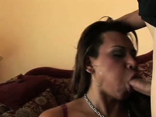 What do you get when you mix huge Latin boobs with a huge