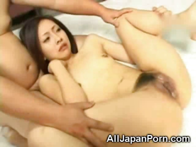 Porno Video of Cum Filled Japanese Teen!