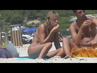 Porno Video of Nude Beach 1