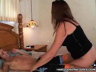 Mature Babe Seduction