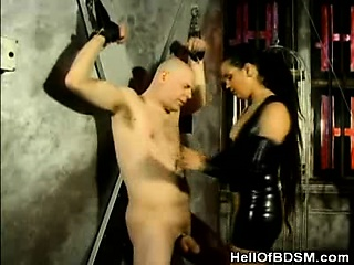 Hot Dominatrix Asha BDSM Movie