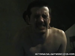 Gay Interracial Ass Plowing