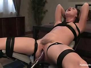 Porn Tube of Sindee Jennings  Fucking Machines