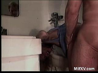 T2 mckayla hot tub pov cum in mouth 2