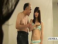 Субтитры энф японский бикини идол полоски ню в студии