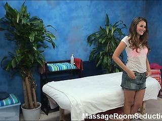 Секс видео онлайн чешский массаж