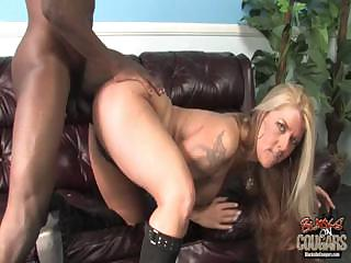 Porno Video of Joclyn Stone In An Interracial Fuck With A Huge Black Cock