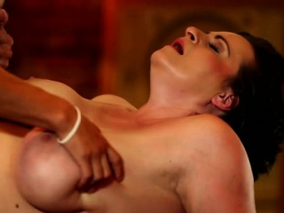 Unique BBW femdom threesome pictures and videos
