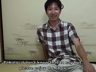 Slim Japanese Boy