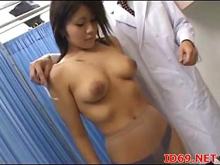 Porno Video of Japanese Av Model Naked And Playing