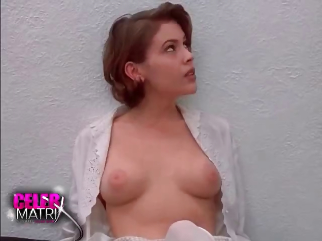 Porn Tube of Alyssa Milano