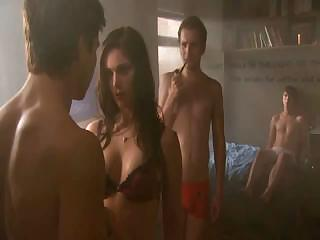 Porno Video of Janet Montgomery - Skins