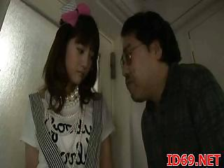 Porno Video of Japanese Av Model Asian Babe