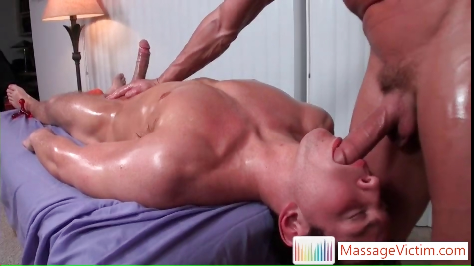 Porno Video of Dylan Gets Oiled And Prepped For Massage 4 Part1