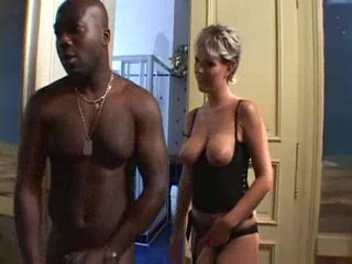 Porno Video of Black Dick + Strap On