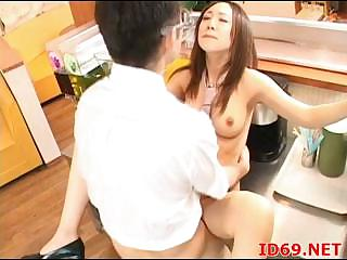 Porno Video of Japanese Av Model