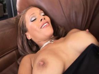 Big breasted ebony slut fucked hardHot bodied ebony slut