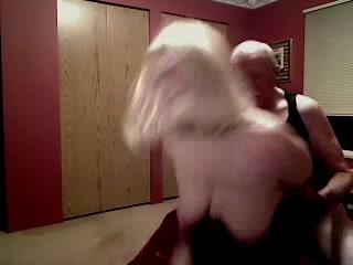 Mature Slut Fucks Hubby