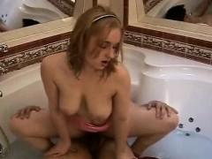 Ебля в бане