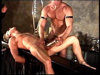 Porno Video of Cbt Extreme Vac Pumping Of Hot Musc Smooth Blonde By Big Muscular Hot Bear.