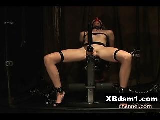 Gorgeous Seductive Mature Torture And Bondage