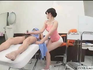 Porno Video of Ear Cleaning Followed By A Happy Ending With Maki Hojo